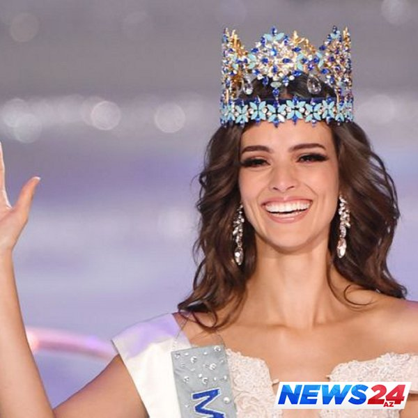 """Miss World 2018"" Meksika gözəli seçildi - VİDEO - FOTO"