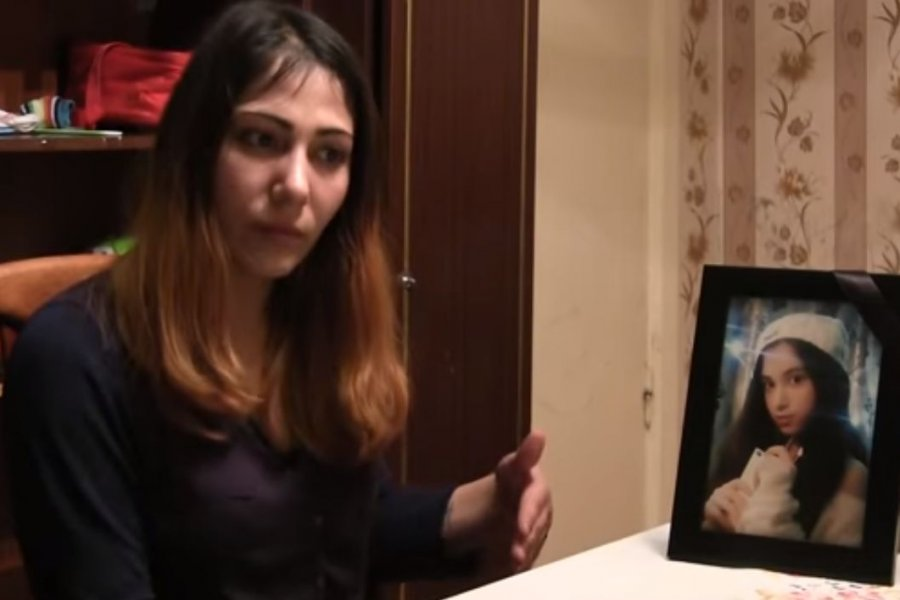 Elinanın anası Sevil Hacıyeva news24.az-a ile ilgili görsel sonucu