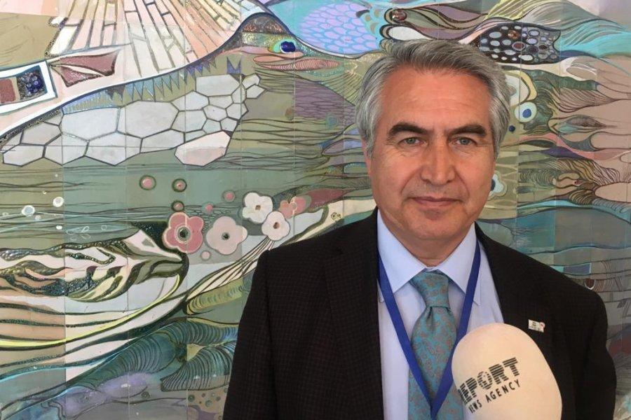 Türkiyənin UNESKO üzrə Komissiyasının sədri: