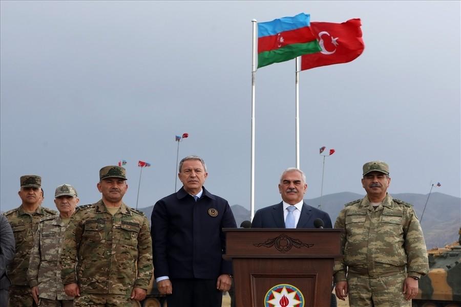 Zakir Həsənov və Hulusi Akar ile ilgili görsel sonucu