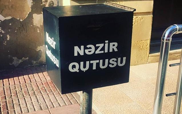 Картинки по запросу Nezir qutusu