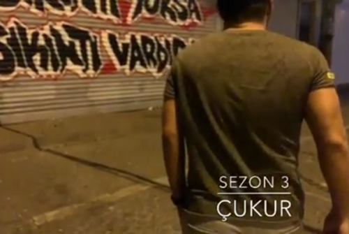 "Abbas Bağırov ""Çukur""da - Video"