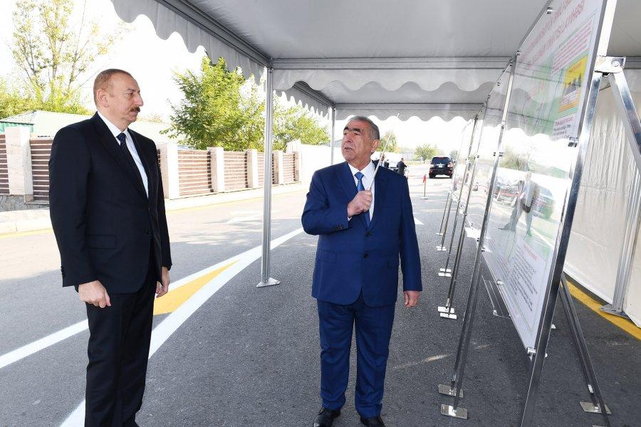 Əflatun Qasımov: Ölkəmizdə yol infrastrukturu yüksək sürətlə inkişaf edir